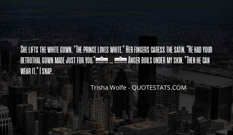 Quotes About White Gown #1011966