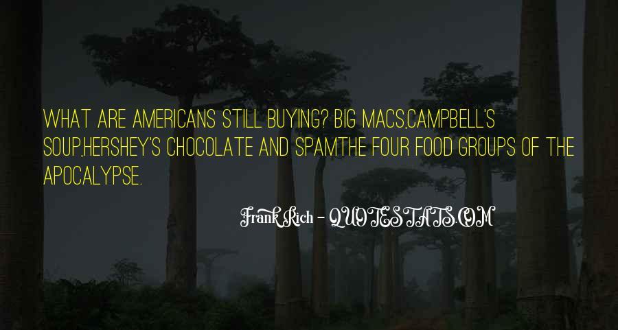 Quotes About Big Macs #802623