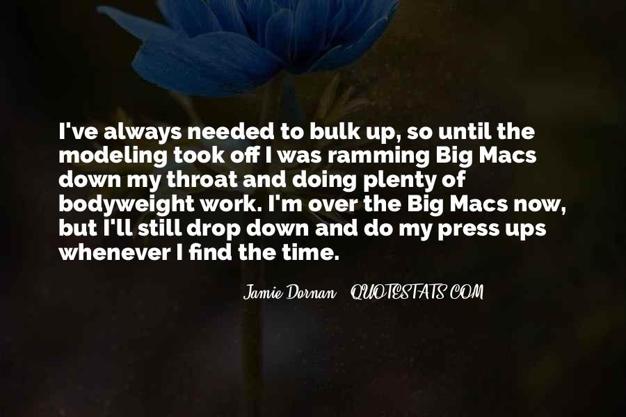 Quotes About Big Macs #901994