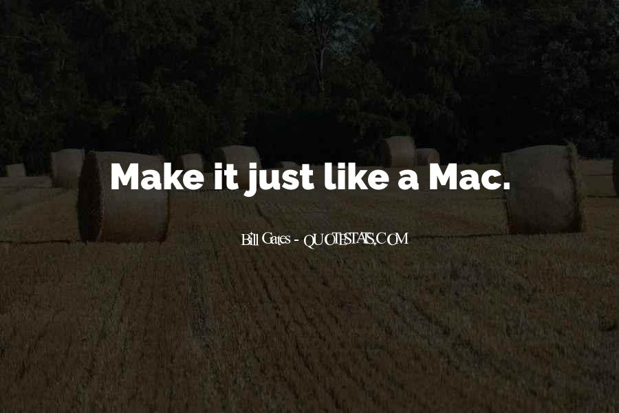 Quotes About Big Macs #940178