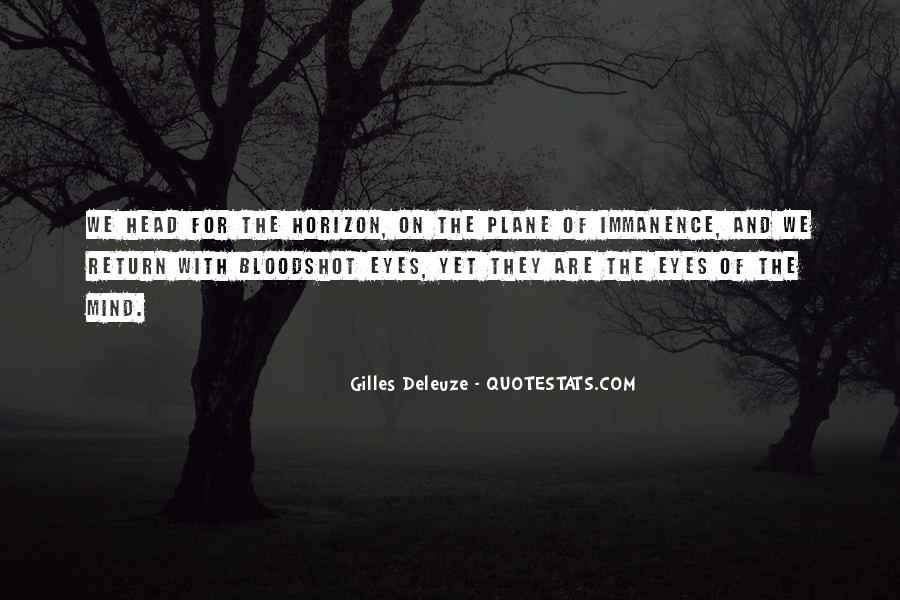 Quotes About Bloodshot Eyes #608106