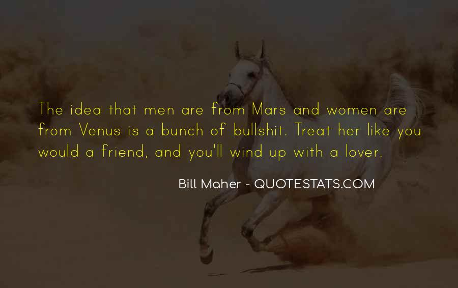 Quotes About Mars And Venus #650301