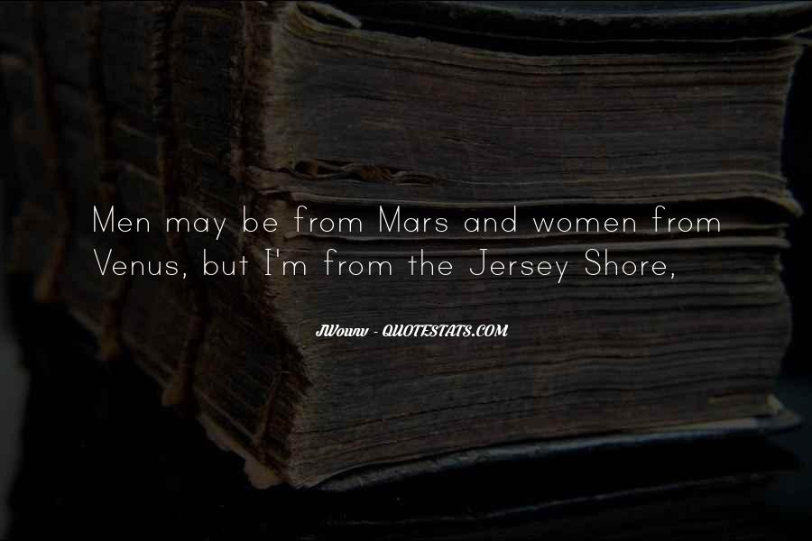 Quotes About Mars And Venus #82134