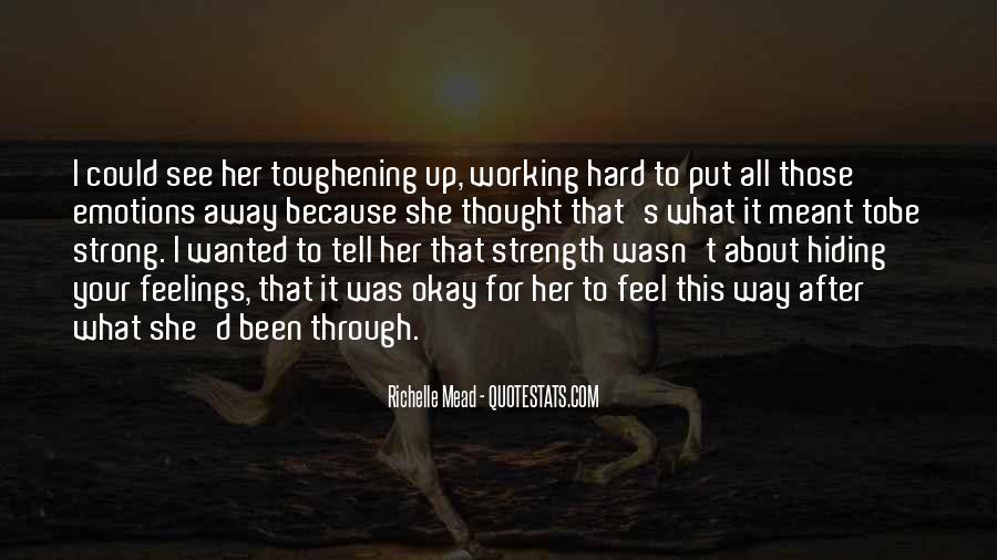Quotes About Your Feelings For Her #243998