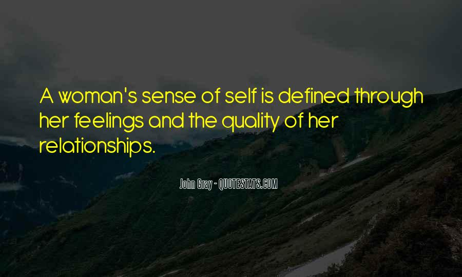 Quotes About Your Feelings For Her #951