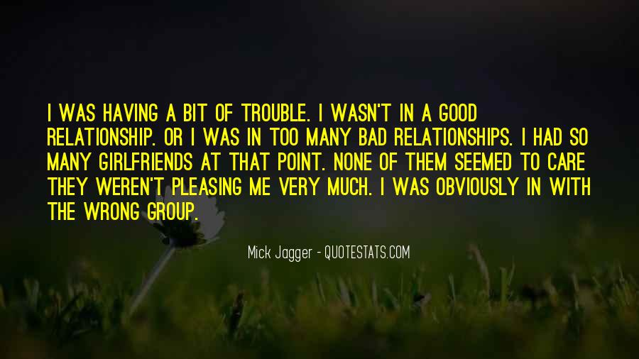 Quotes About Having A Good Girlfriend #557113