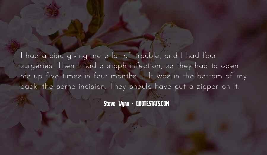 Quotes About Trouble Times #1124420