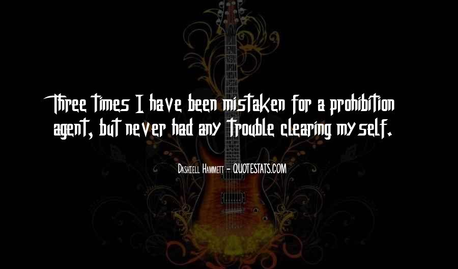 Quotes About Trouble Times #1150694