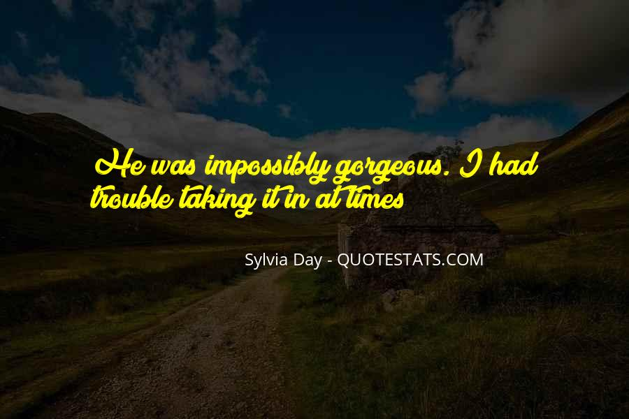 Quotes About Trouble Times #742439