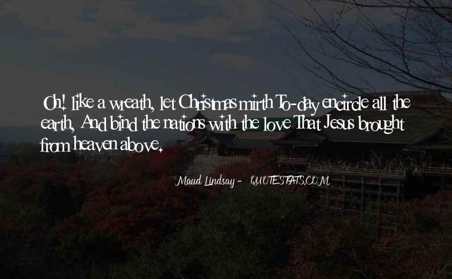Quotes About Love From Jesus #1068905
