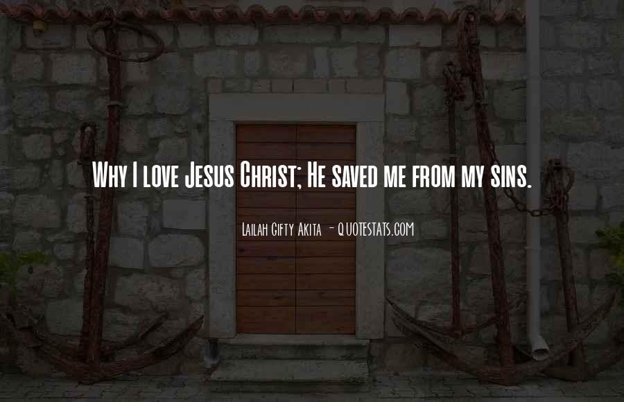 Quotes About Love From Jesus #1210621