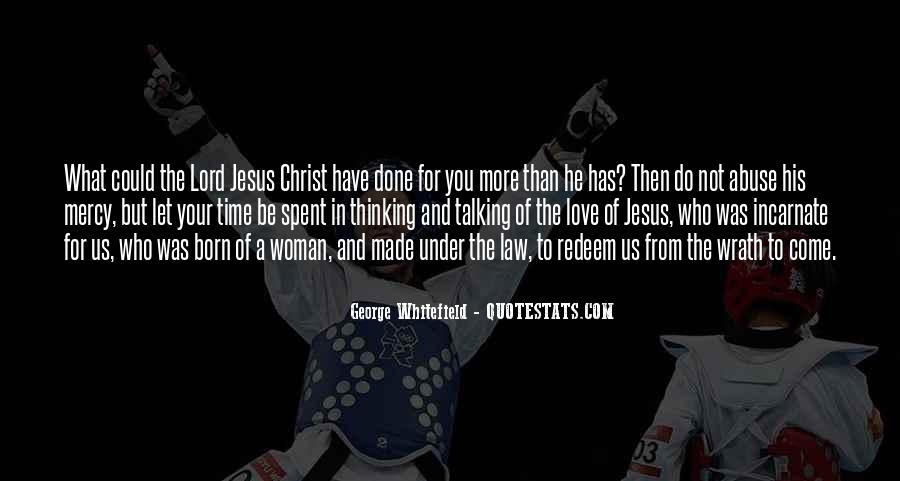 Quotes About Love From Jesus #1528267
