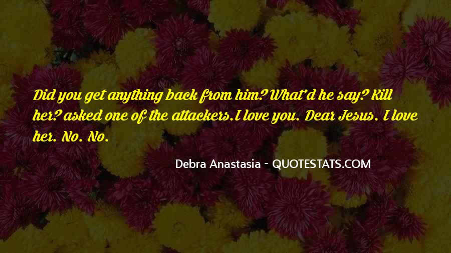 Quotes About Love From Jesus #1712360