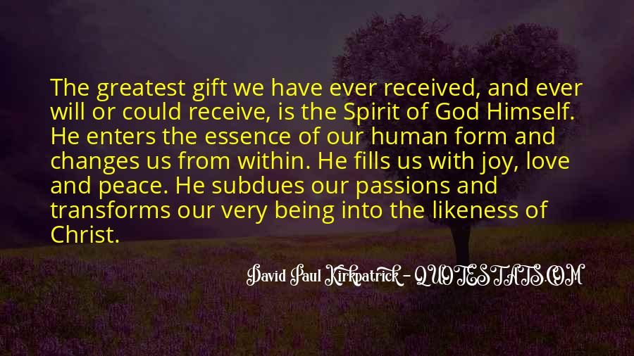 Quotes About Love From Jesus #233418