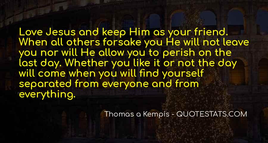 Quotes About Love From Jesus #433160