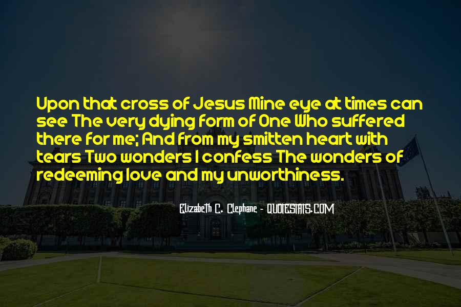 Quotes About Love From Jesus #561928