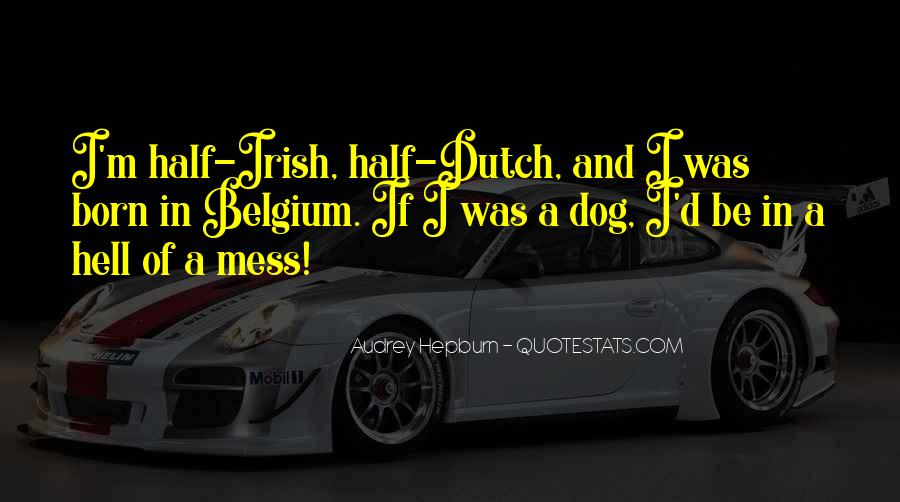 Quotes About Irish Heritage #23823