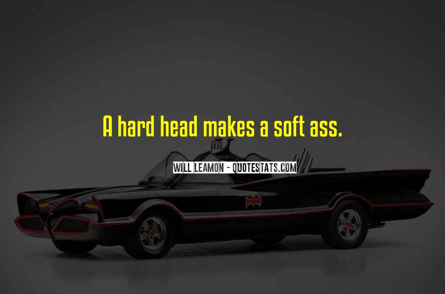 Quotes About Tough Life Lessons #1475244