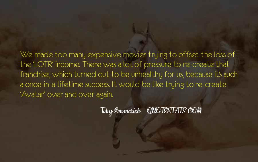 Quotes About Success From Movies #1000458