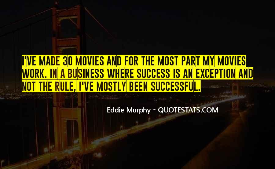 Quotes About Success From Movies #1042042