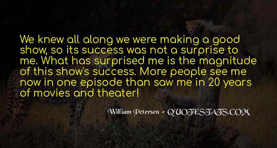 Quotes About Success From Movies #274604