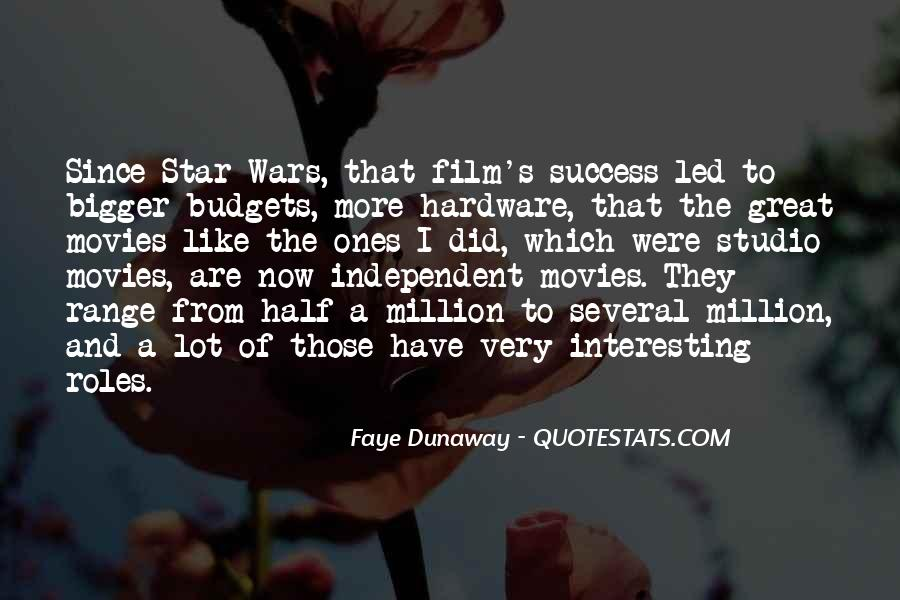 Quotes About Success From Movies #28873