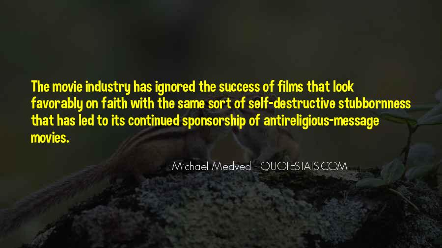 Quotes About Success From Movies #404482