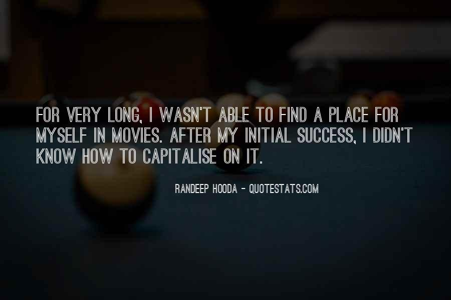Quotes About Success From Movies #531829