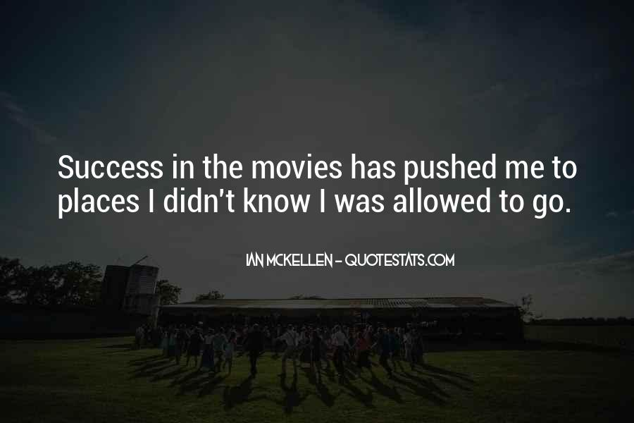 Quotes About Success From Movies #54239
