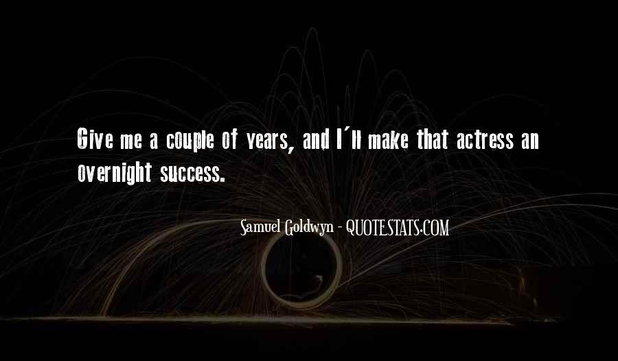 Quotes About Success From Movies #864385