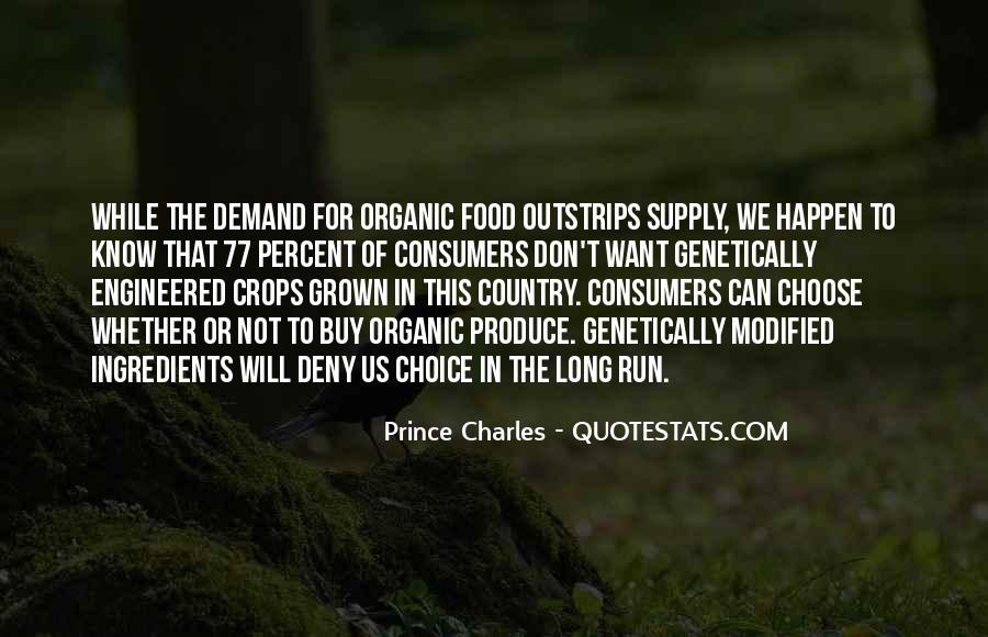 Quotes About Genetically Modified Food #1460383