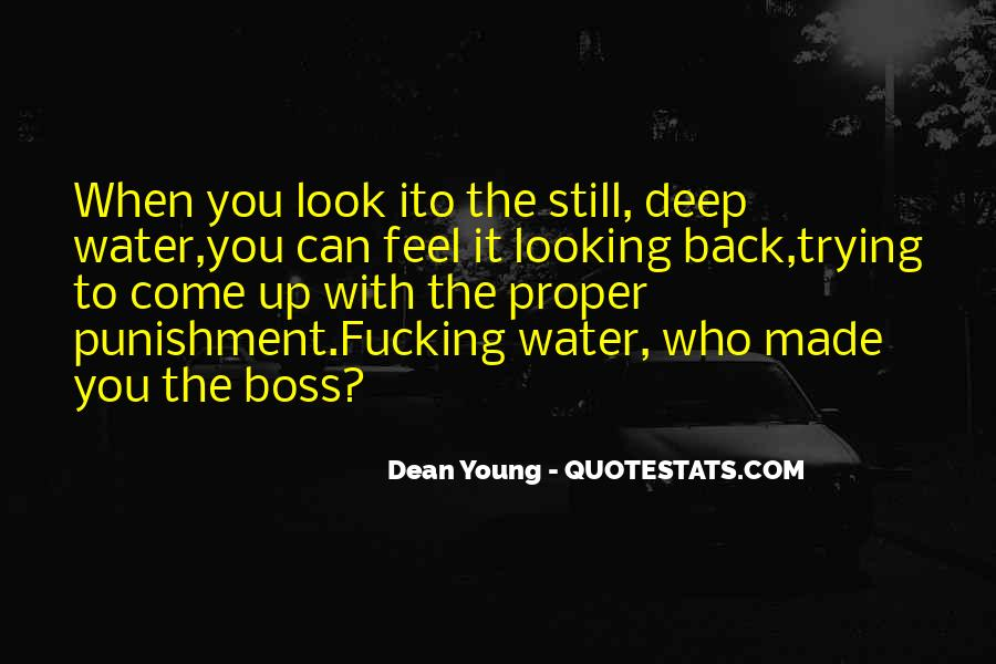 Quotes About Looking Deep Within #158172
