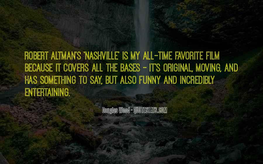 Quotes About Moving To Nashville #1724745