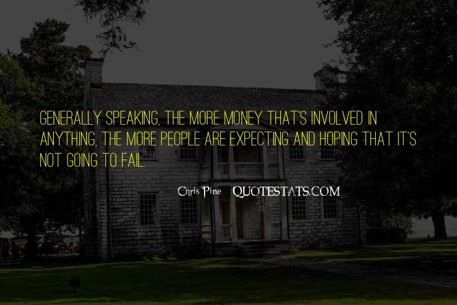 Quotes About More Money #1520