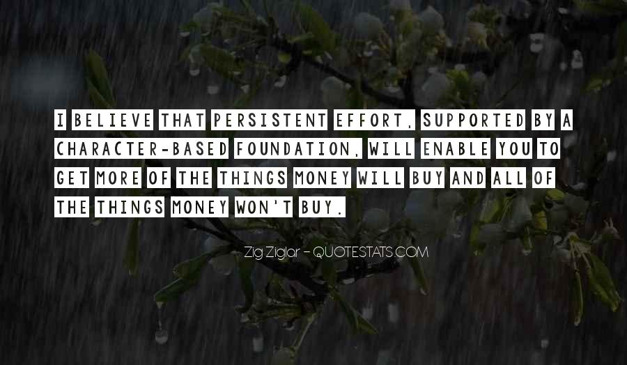 Quotes About More Money #19551