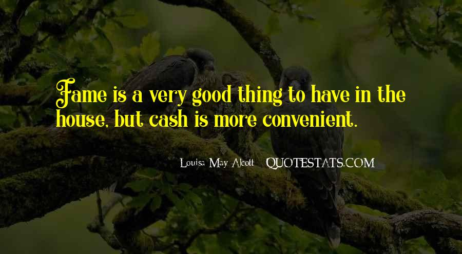 Quotes About More Money #29412