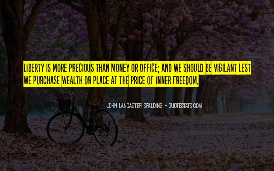 Quotes About More Money #38210