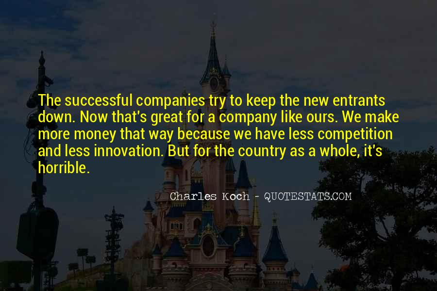 Quotes About More Money #45494