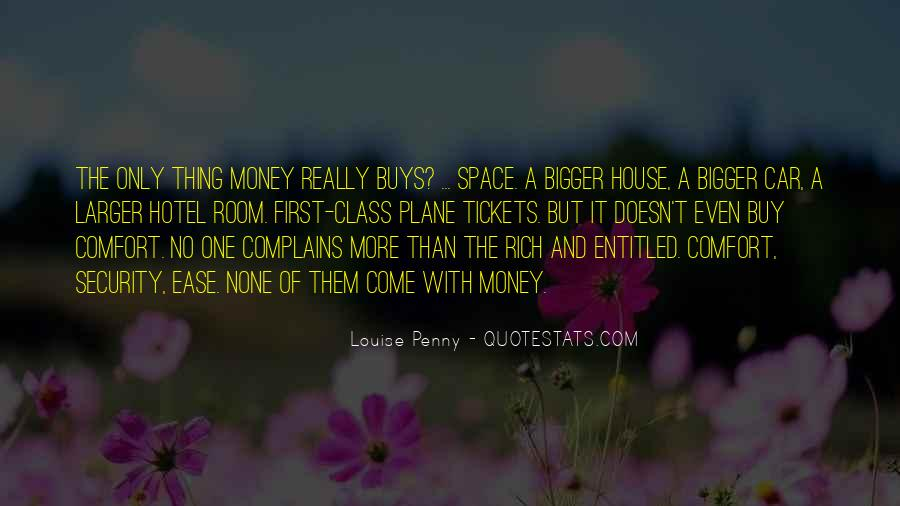 Quotes About More Money #5104