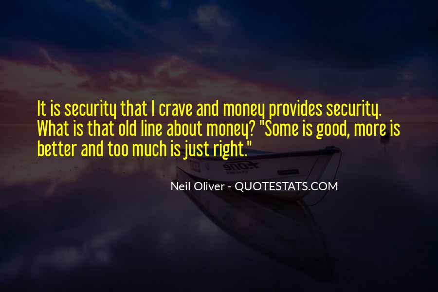 Quotes About More Money #55948