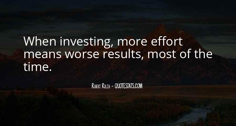 Quotes About More Money #77045