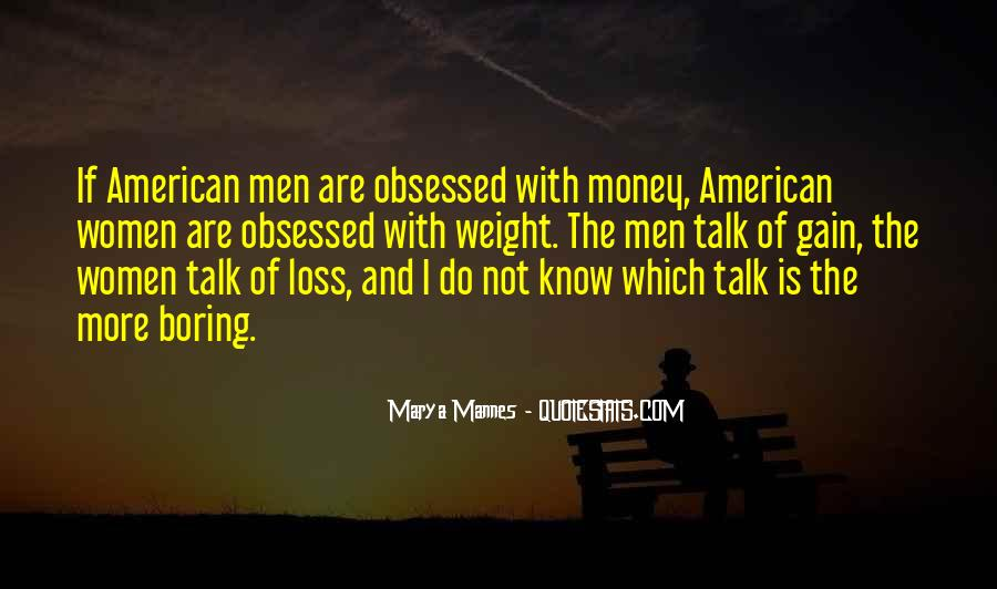 Quotes About More Money #83298