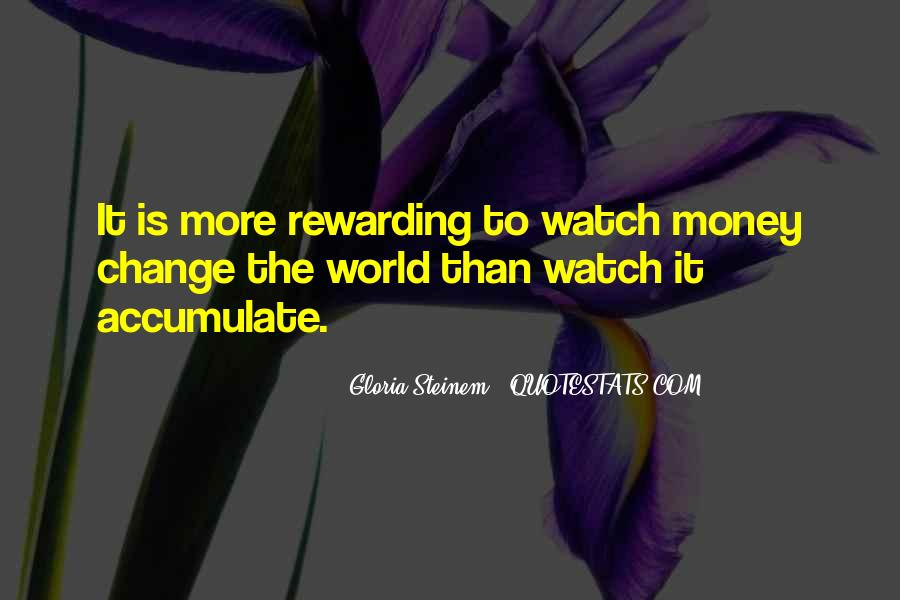 Quotes About More Money #89552