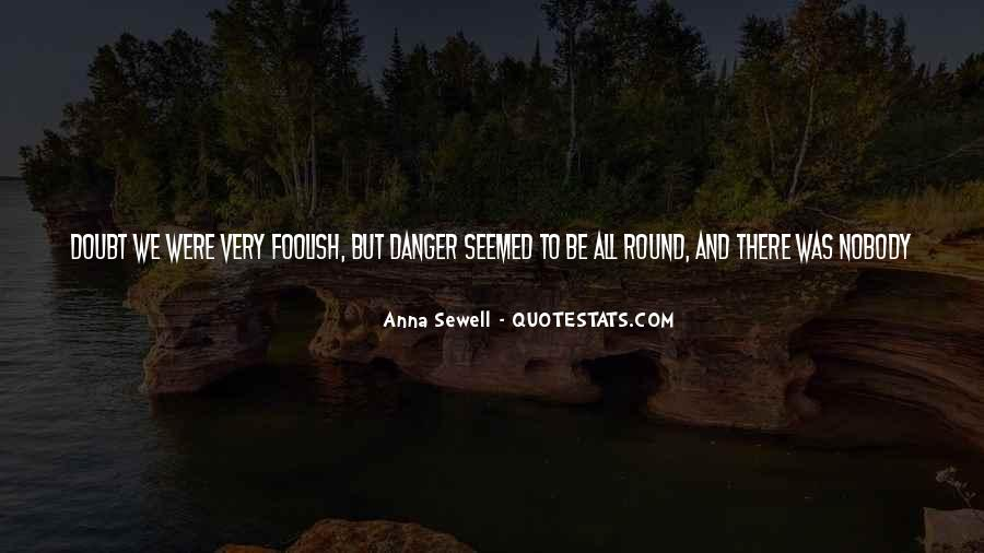 Quotes About Doubt And Trust #1186120