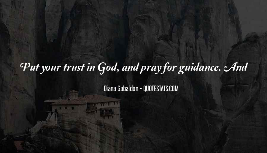 Quotes About Doubt And Trust #1593310