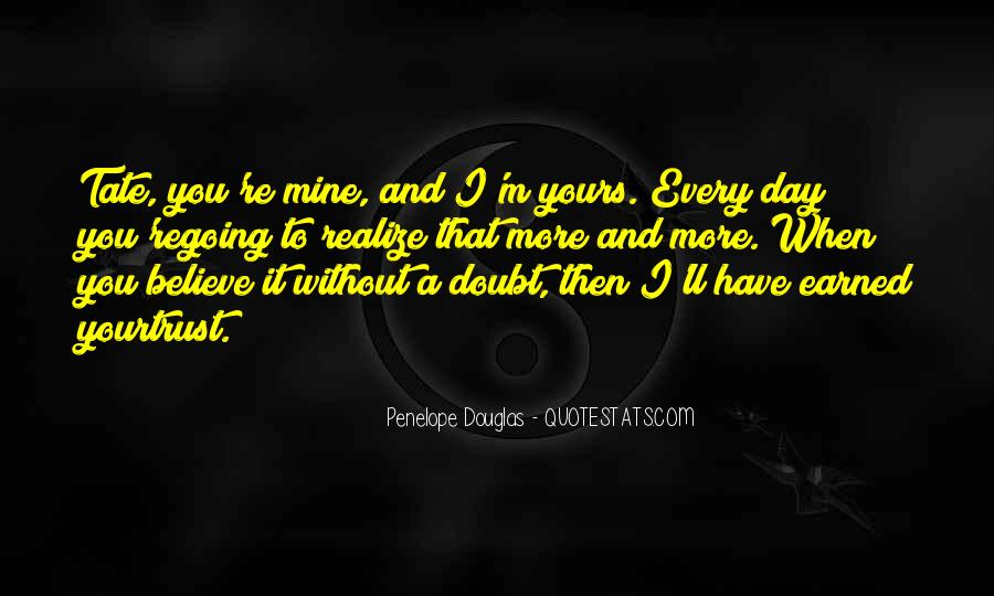 Quotes About Doubt And Trust #1621775