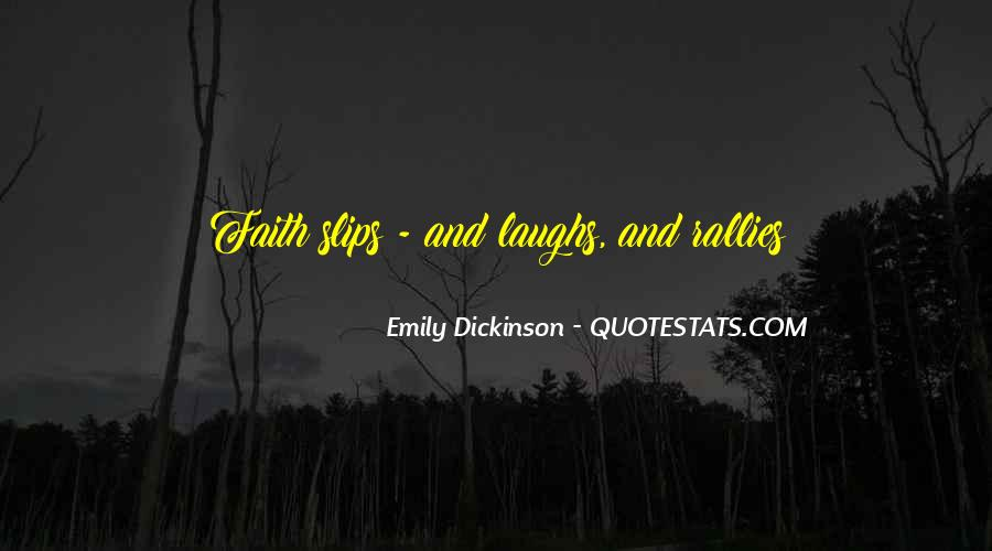 Quotes About Doubt And Trust #355481