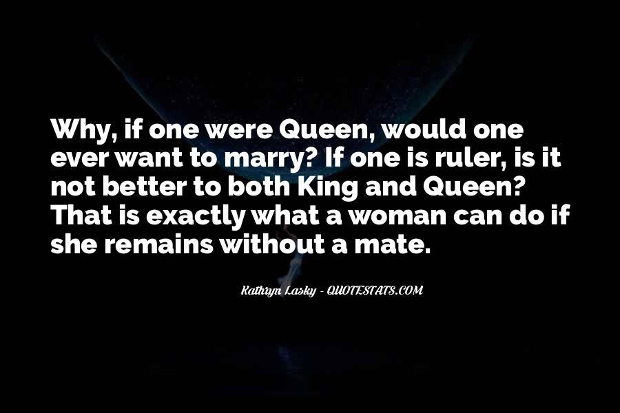 Quotes About Queen Elizabeth 1 #12717