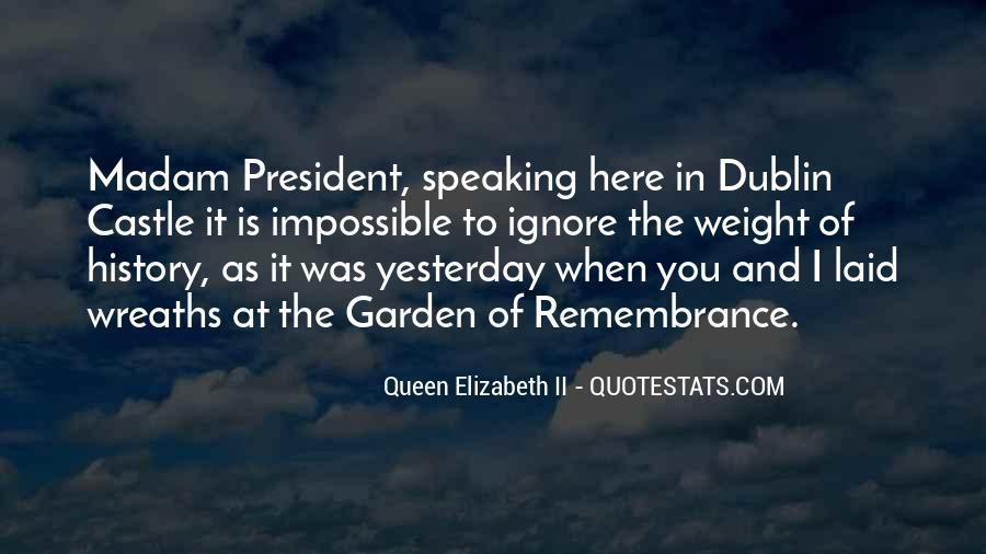 Quotes About Queen Elizabeth 1 #257929