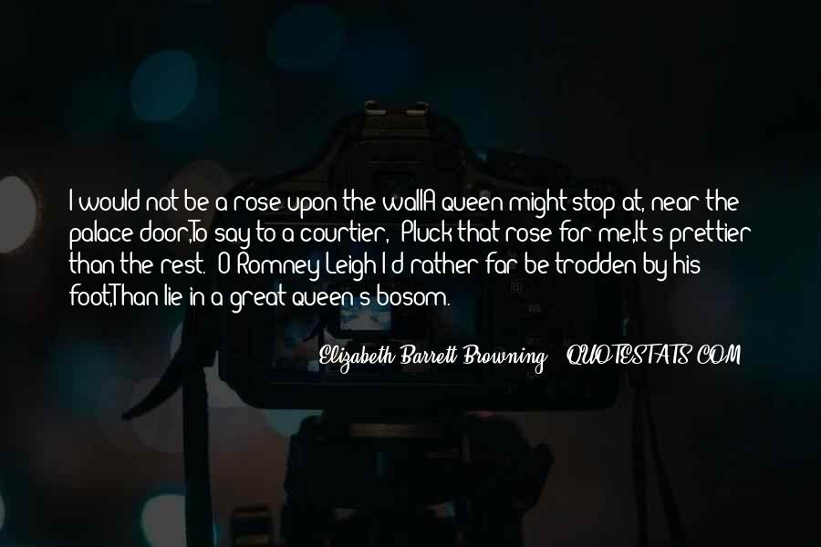 Quotes About Queen Elizabeth 1 #337373
